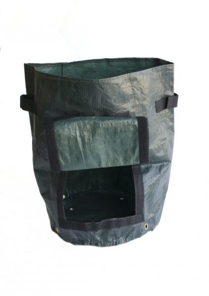 kartoffel pflanzsack pflanzgef e topfhalter garten. Black Bedroom Furniture Sets. Home Design Ideas