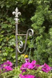 Laternen- und Blumenampelhalter