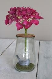 Blütendeckel