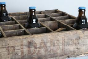 Alte Bierkiste