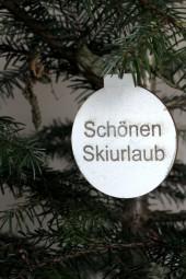 Weihnachtsbaum- & Geschenkanhänger