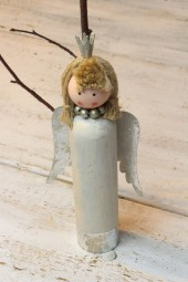 Schlanker Engel