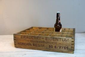 Alte Bierkiste BO 8 - EINZELSTÜCK VERKAUFT