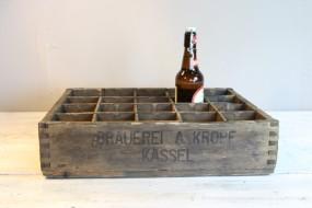 Historische Bierkiste