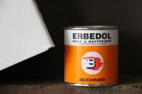 Metallschutzfarbe 250 ml weiß