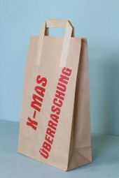 Geschenktüte XMAS