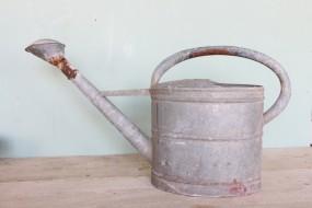 Alte 10 Liter Gießkanne der Firma Schneider -VERKAUFT_