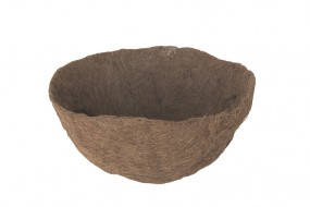 Kokosfaser - Einlage Durchmesser 35 cm