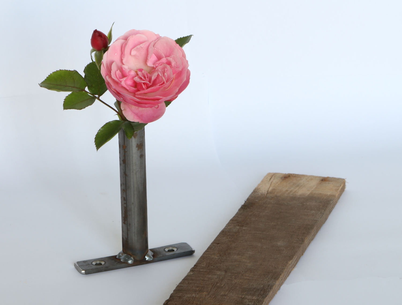 Vase zum aufschrauben