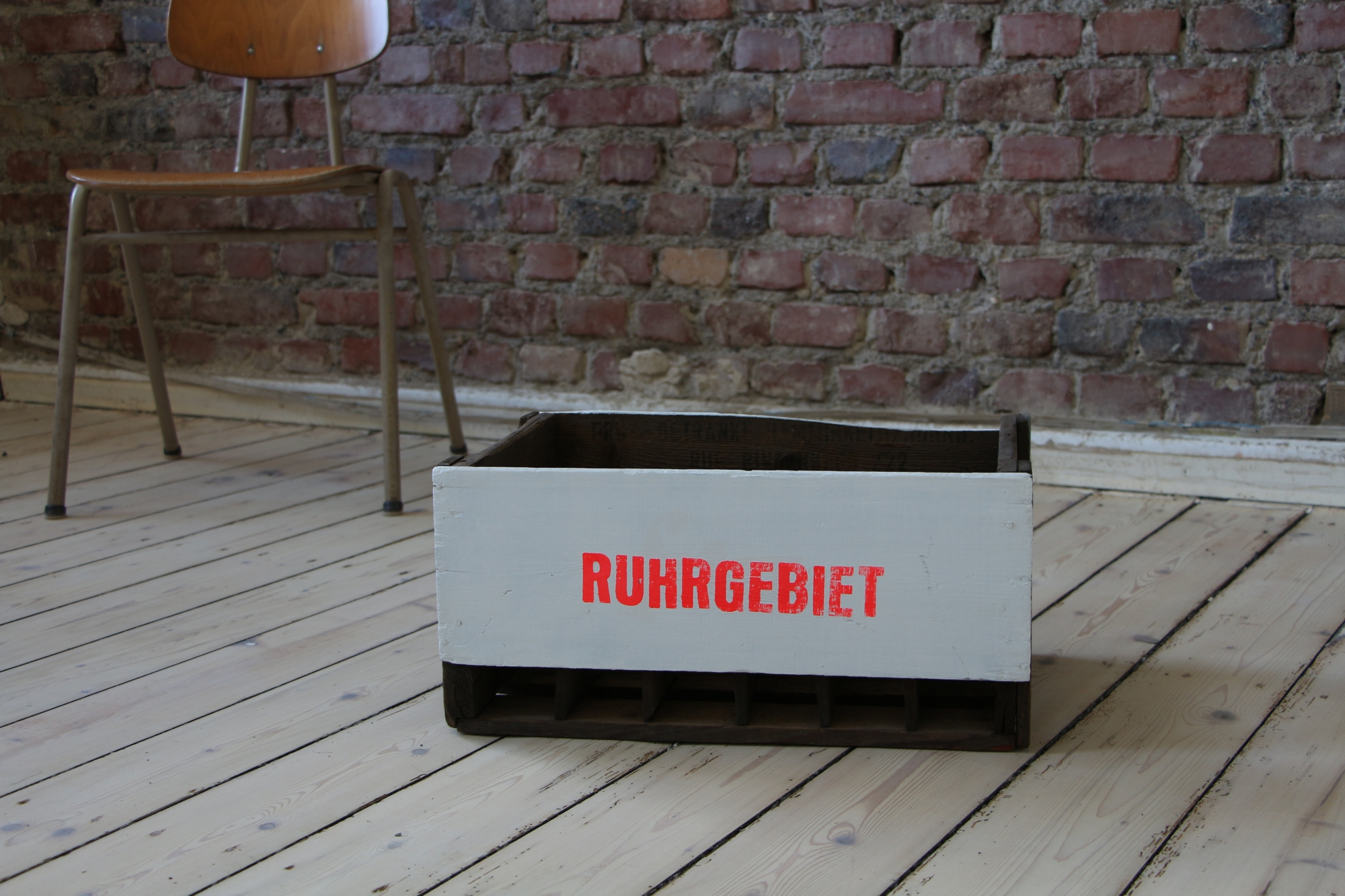 Ruhrgebiet - Bierkiste alt