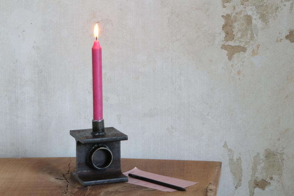 Kerzenleuchter -Architekt 1-