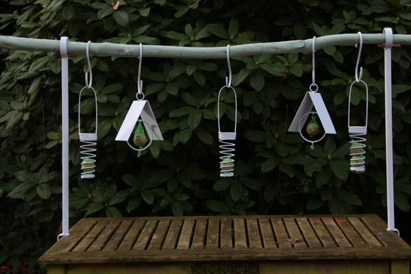 Tischtraverse für Drinnen und Draussen