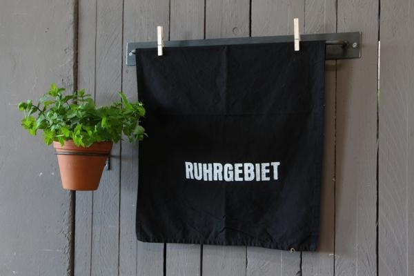 "Geschirrtuch ""Ruhrgebiet"""